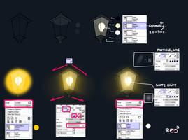 [Tutorial] Basic Light Effect by redstoneengine