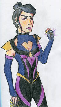 Dh/MK11: Empress Assassin