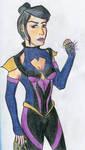 Dh/MK11: Empress Assassin by Ladycrysanthemum