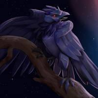 Quoth the raven, ''Corviknight''