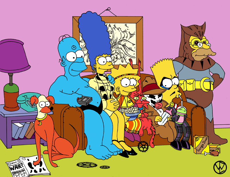 Who Watches the Simpsons?
