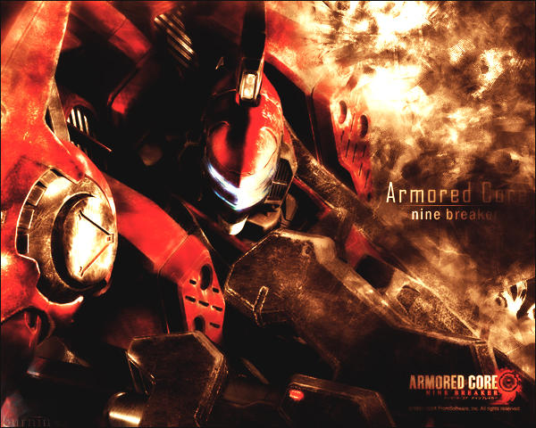 Armored core by burnin5619
