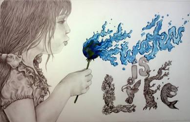 Water is Life by Melanie02