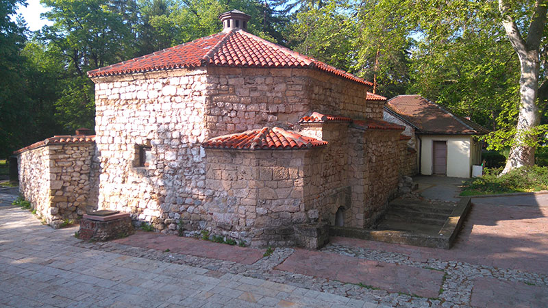 Turkish spa  in Sokobanja by speedking47