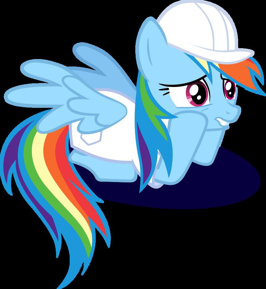 Rainbow Dash Vector S1 16 By Ph4nt