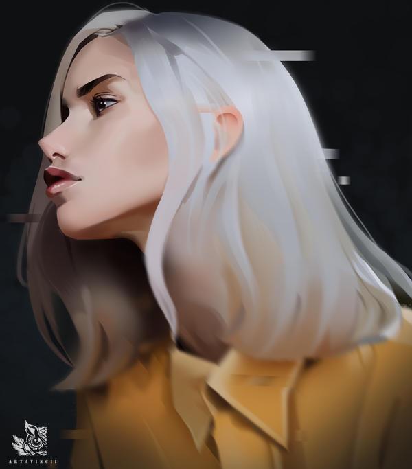 Glitch by Artavincii