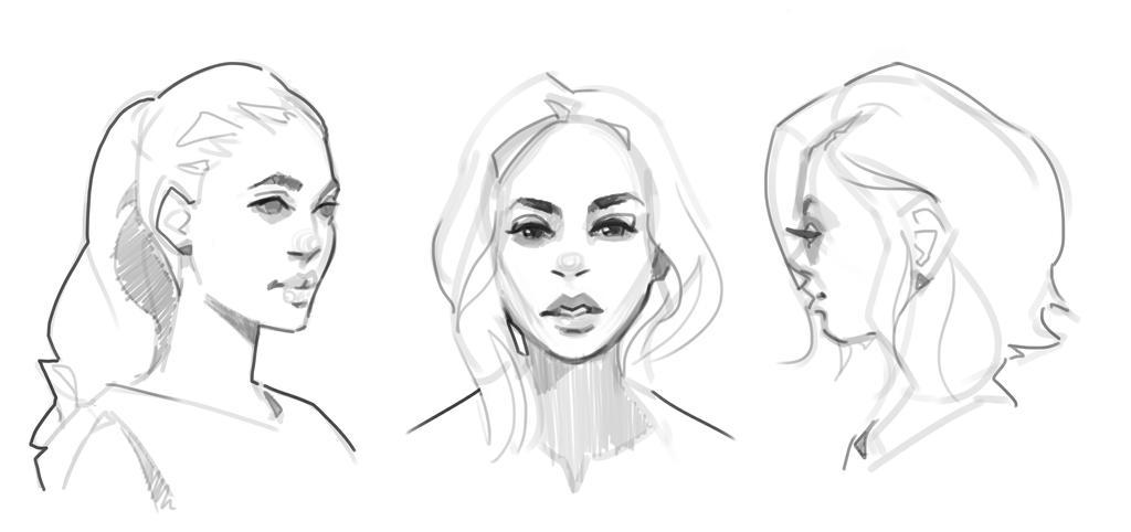 Morning sketching by Artavincii