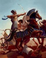 Ramses II by thegryph
