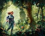 Cateye - Narehl Jungle