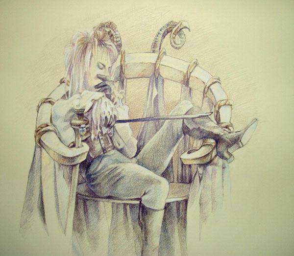 Jareth by thegryph