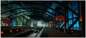 Gotham Train Station