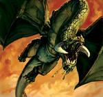 Warhammer - Poisonous Wyvern