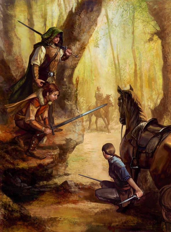 Ambush by thegryph