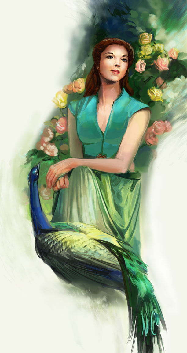 Margaery Tyrell by thegryph