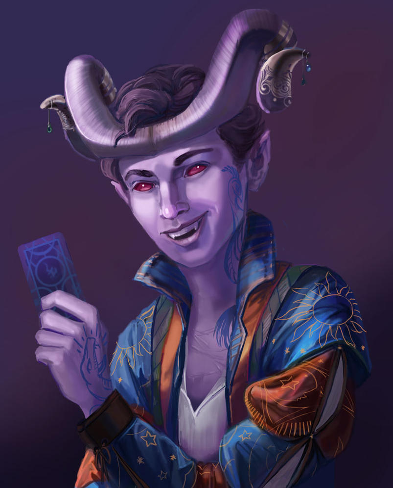 Mollymauk by thegryph