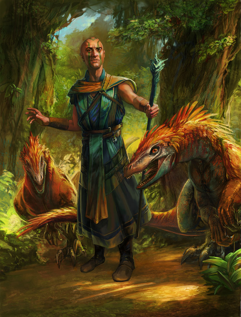 Druid by thegryph