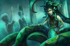 Medusa by thegryph
