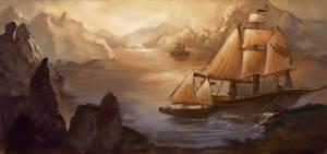 Ships On a Far Shore