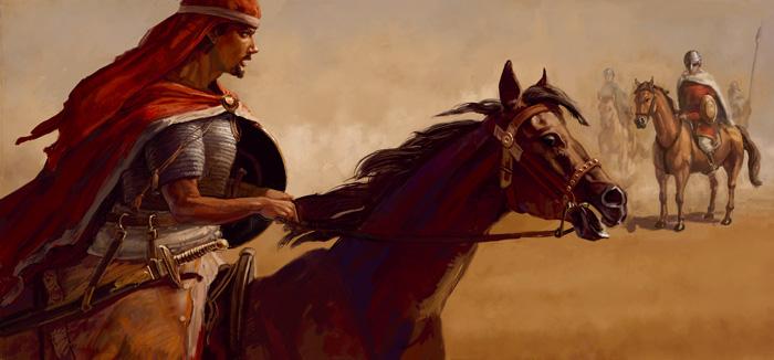 Desert Dwellers by thegryph