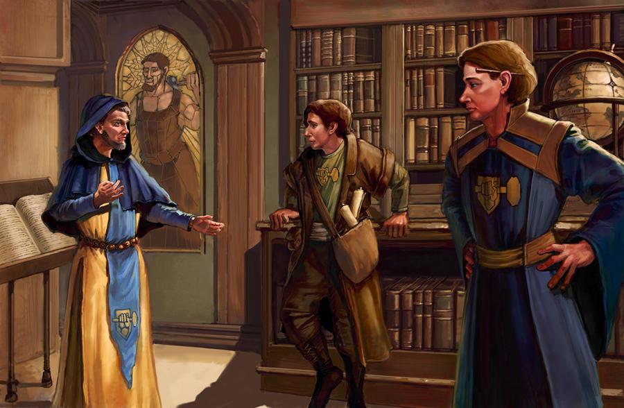 Priests of Hammeran