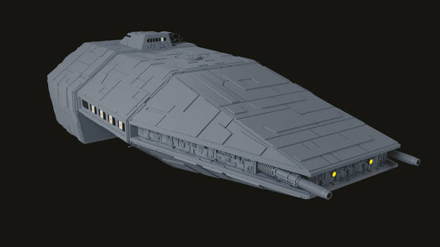 Star Wars: Guardian-Class Light Cruiser