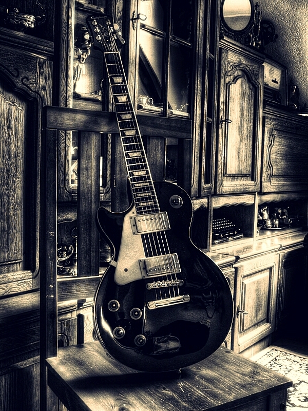 Epiphone les paul standard ii by thedeadstare on deviantart - Epiphone les paul wallpaper ...
