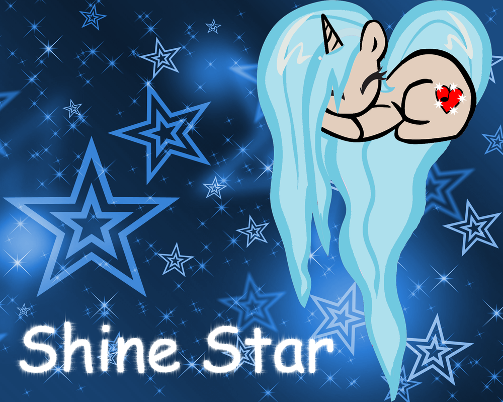 request__shine_star_heart_pony__by_first