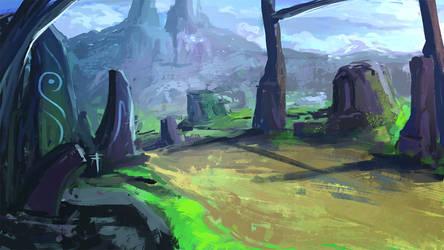 environment study by Sayta0