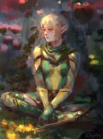 Archer by Sayta0