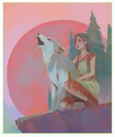 Howl by Sayta0