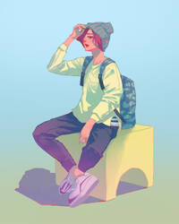 Coloring study
