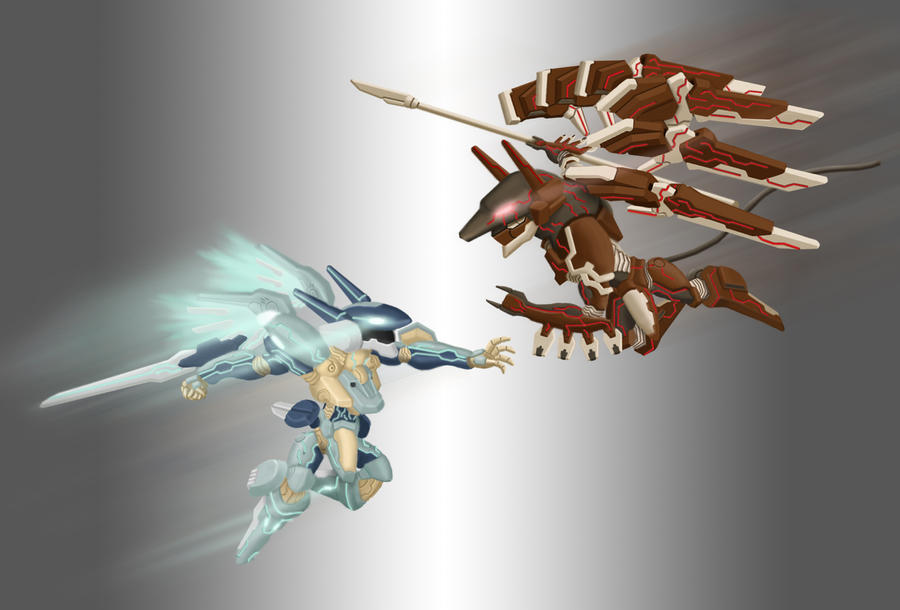 Zone of The Enders : The 2nd Runner HD Collection (Versus) {Jehuty ...