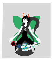 Kanaya -God tier- by RLovetoMio