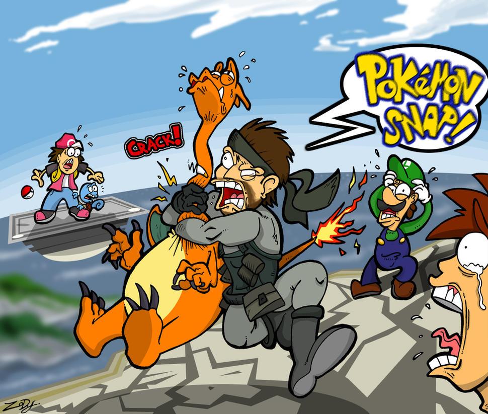 Pokemon SNAP by ZoDy