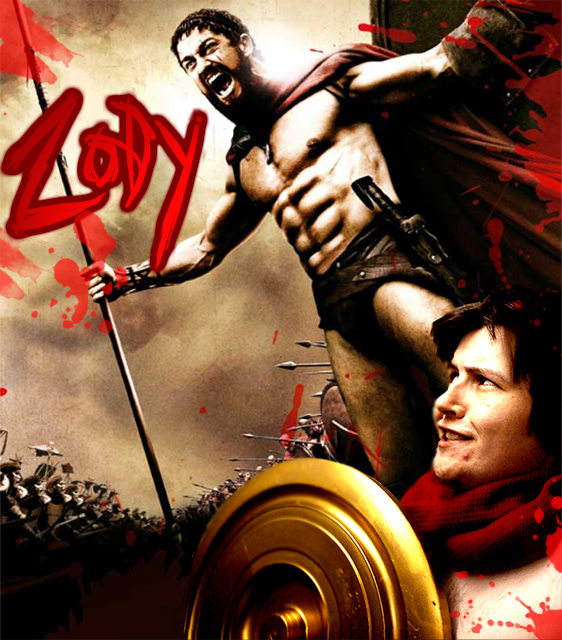 Leonidas Sidekick by ZoDy