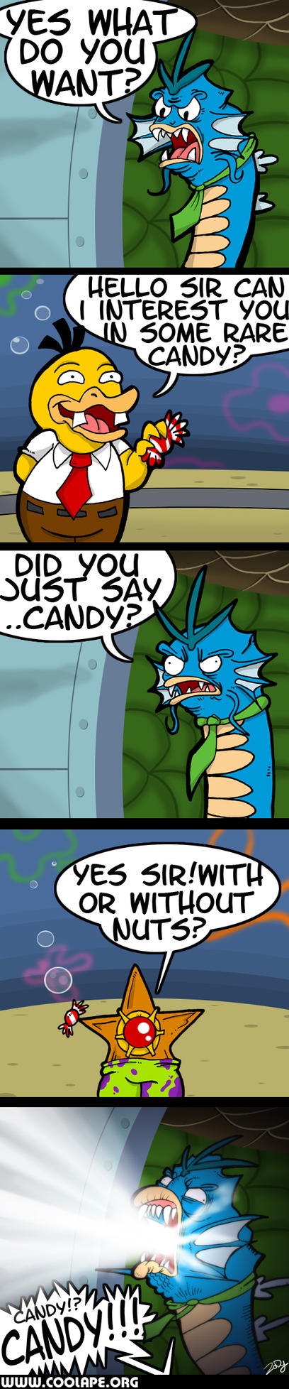 Rare Candy by ZoDy