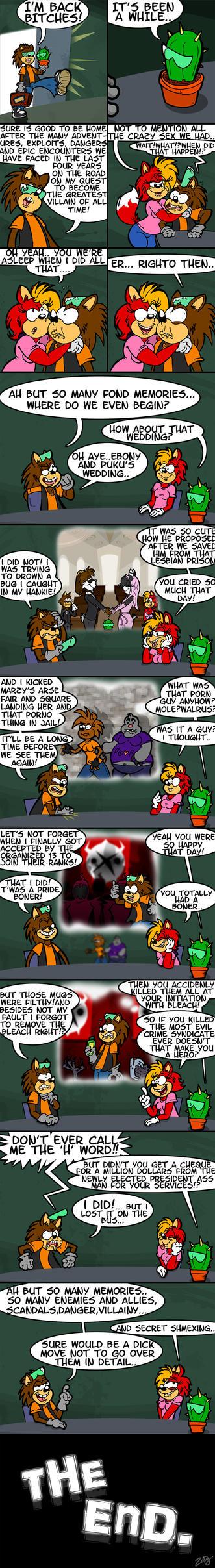 VVV The Last Page by ZoDy