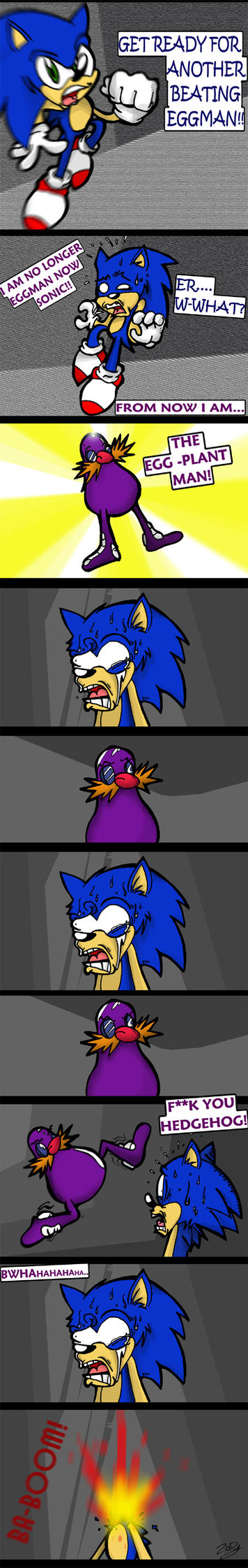 eggman makeover by ZoDy
