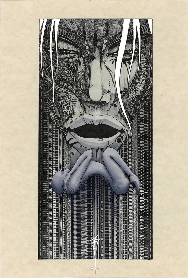Breath of Life by SirInkman