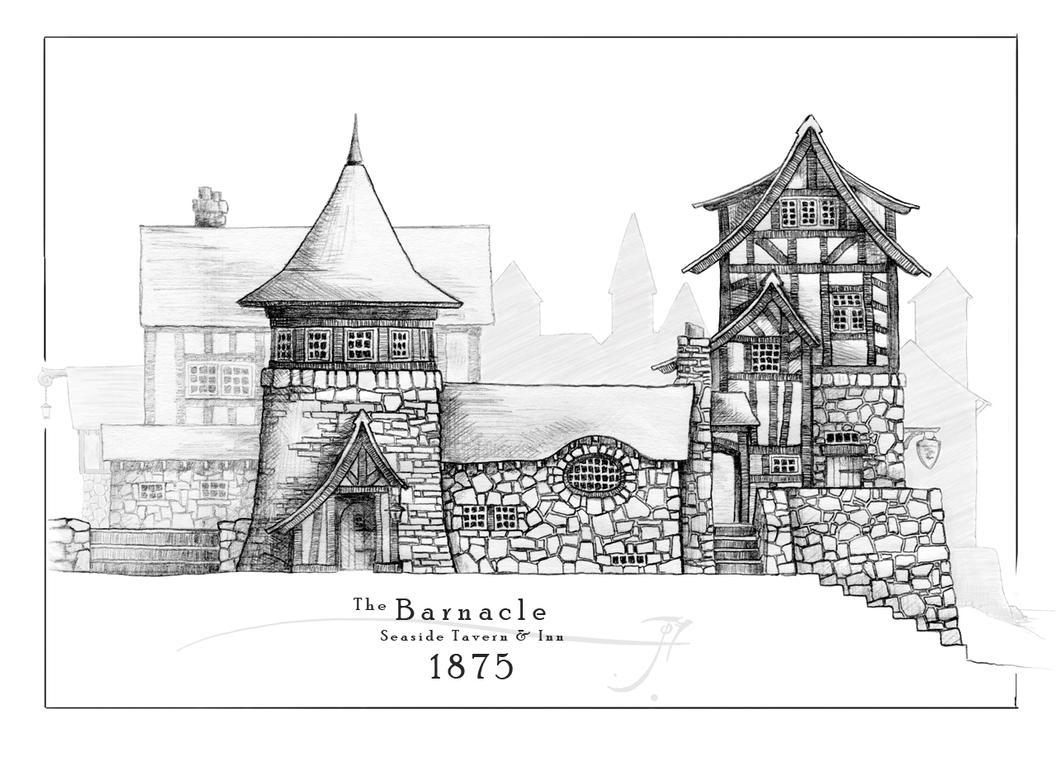 The Barnacle [pencil] by SirInkman