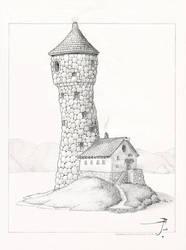 Felian's Tower [pencil]