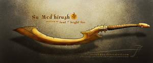 Su Med'hiruzh sword