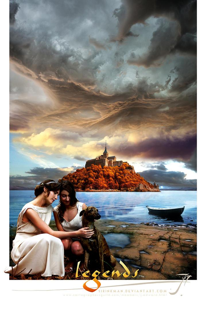 Legends - Serglige Con Culainn by SirInkman