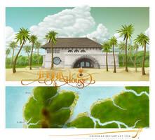 Tenma House by SirInkman