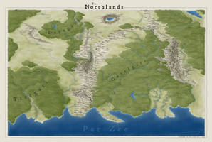 The Northlands by SirInkman