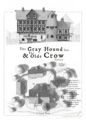 GrayHound and Crow map