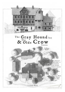 GrayHound and Crow map