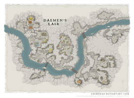 Wizards Academy - Daemen's Lair by SirInkman