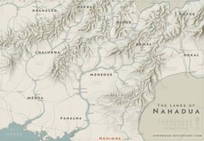 Lands of Nahadua by SirInkman