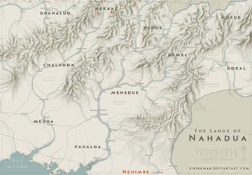 Lands of Nahadua